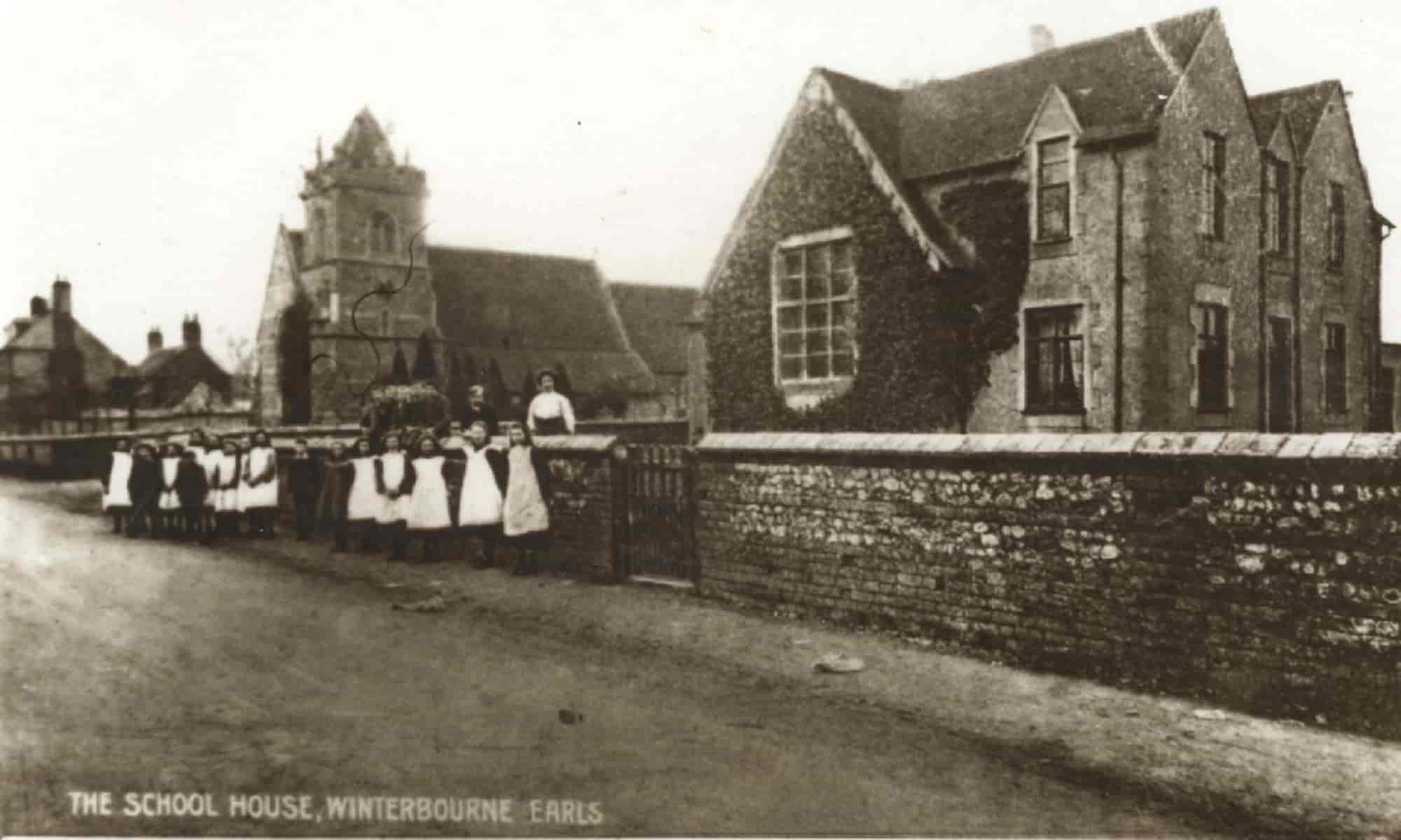 Winterbourne Earls